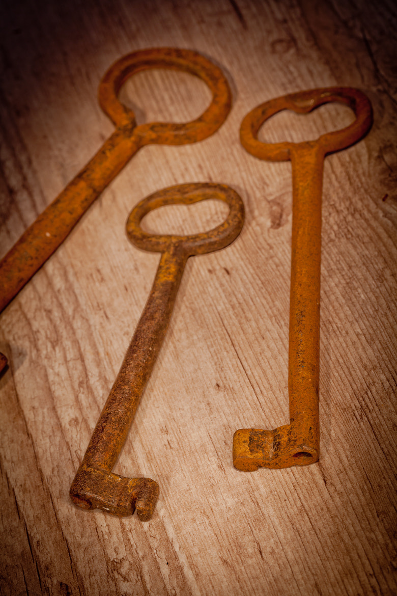 Photograph Old keys by Sabino Parente on 500px