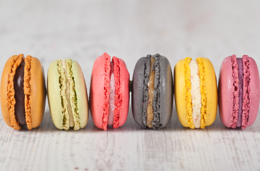 French macarons by Sabino Parente on 500px.com; calories