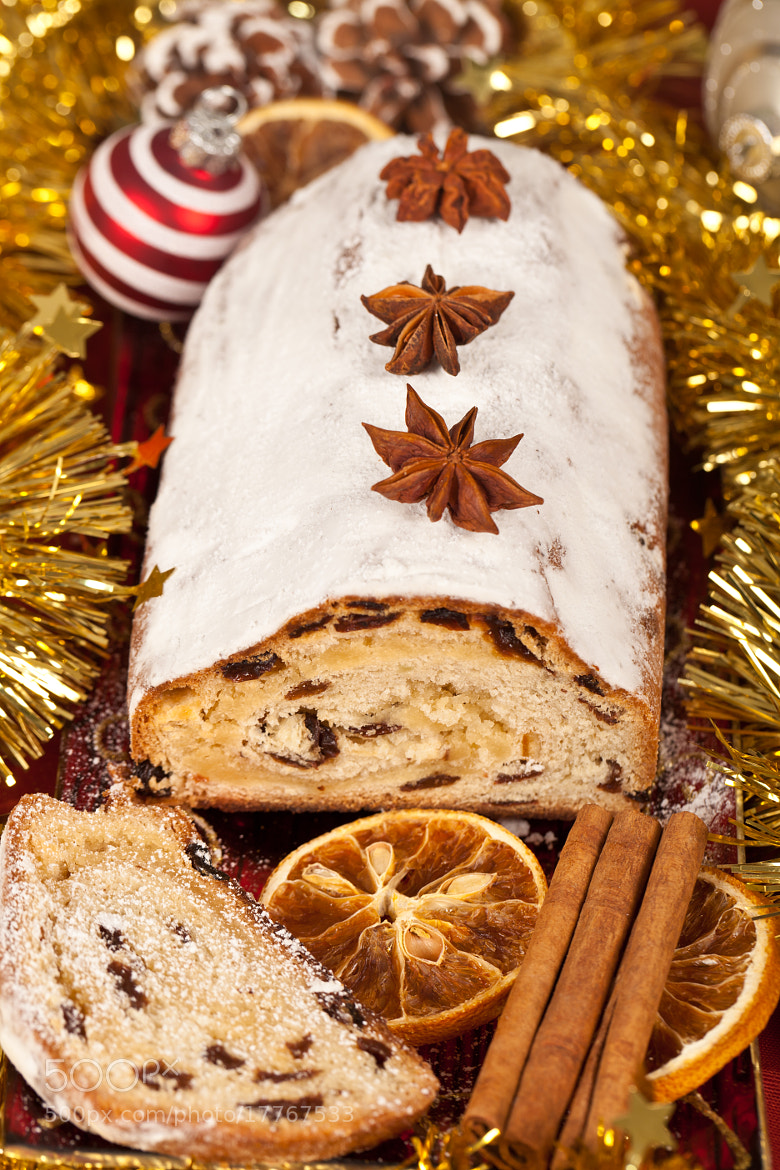 Photograph Christmas stollen by Sabino Parente on 500px