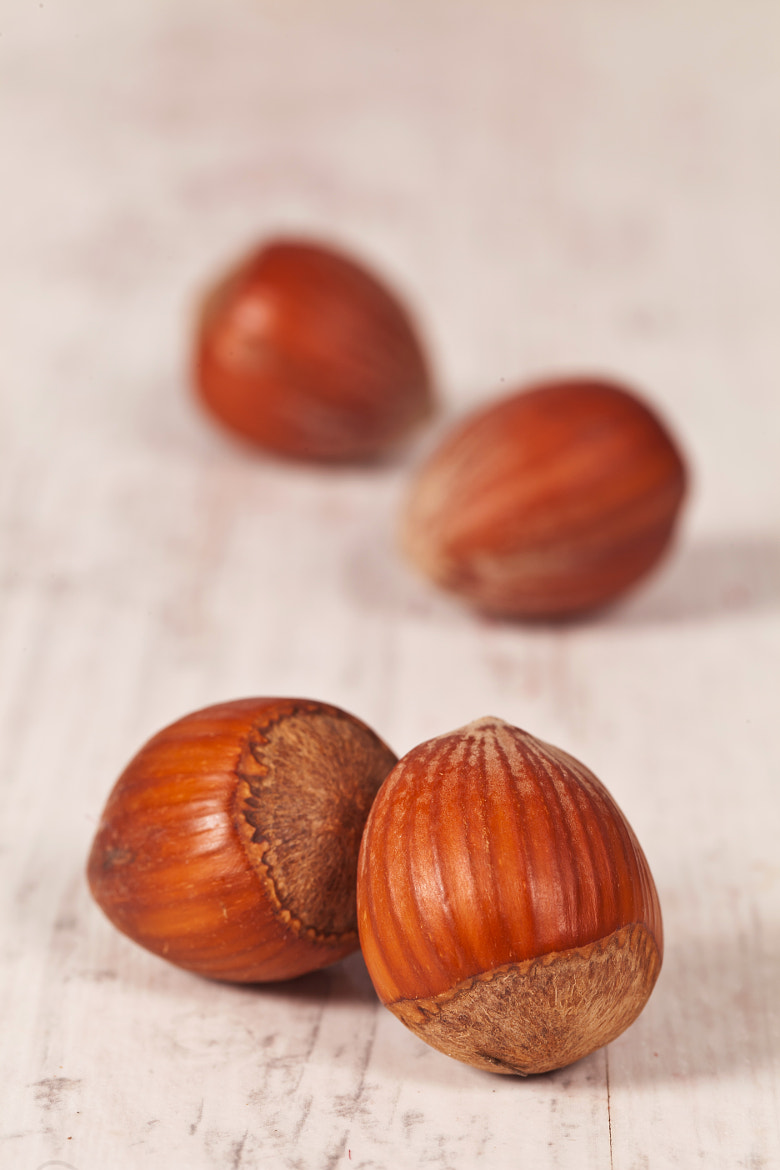 Photograph Hazelnuts by Sabino Parente on 500px