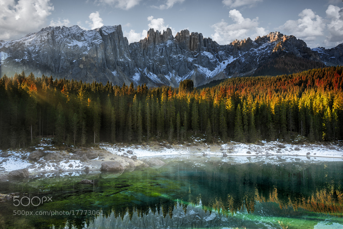 Photograph Carezza Lake (Italy) by Marco Carmassi on 500px