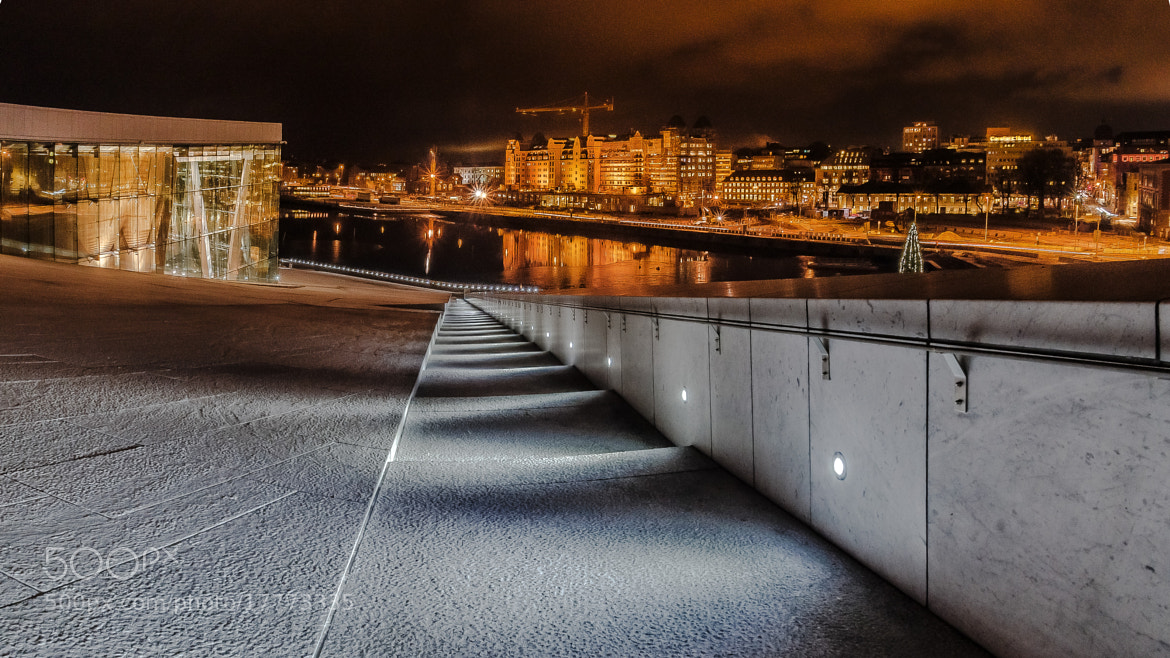 Photograph  From the Roof of the Opera by Odd Smedsrud on 500px