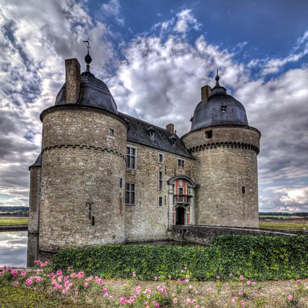 Château de Lavaux Sainte Anne HDR ()