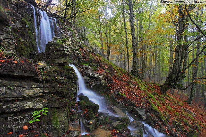 Photograph Flow by joserra irusta on 500px
