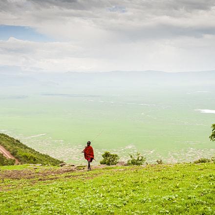 Ngorongoro shepherd