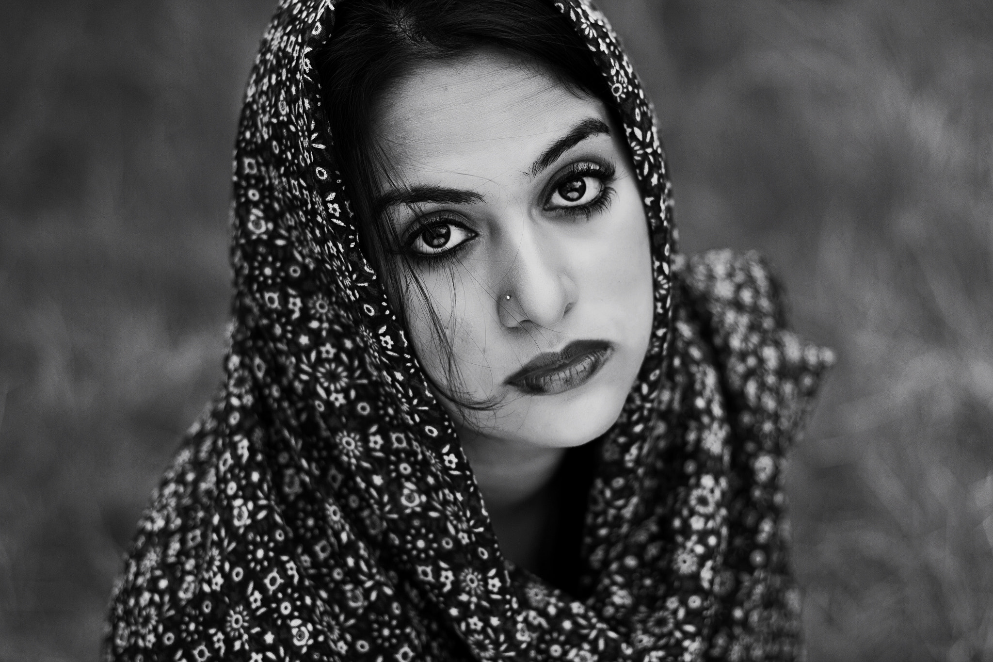 Photograph Eyes can speak by Reem .M on 500px