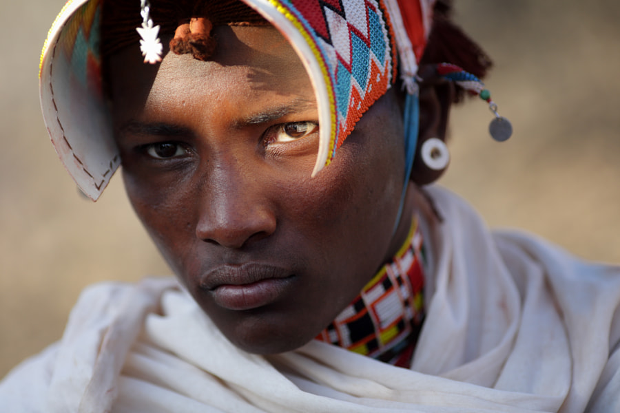 Kenya, Samburu warrior (moran) by Dietmar Temps on 500px.com