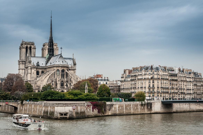 Photograph Notre Dame de Paris by Danny  Leung  on 500px
