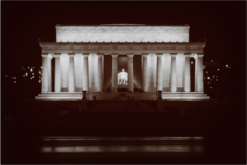 Photograph Lincoln Memorial by Michael Hansmann on 500px