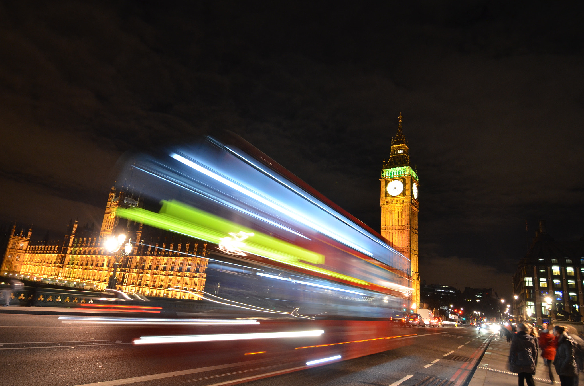 Photograph Big Ben London at night by Martyn Addison-Smith on 500px