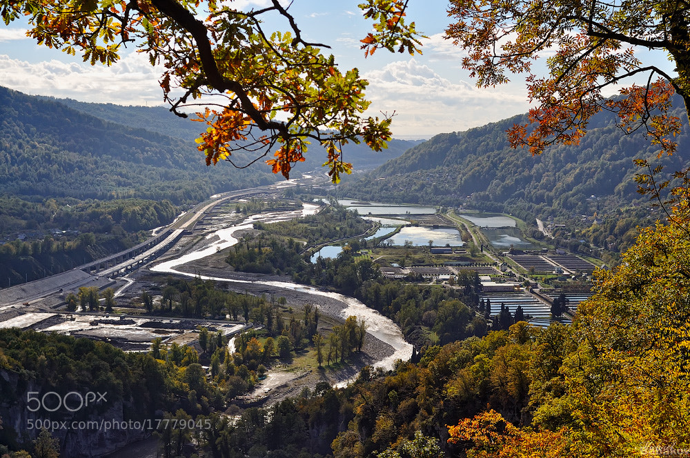 Photograph Over the river valley by Michael Babakov on 500px