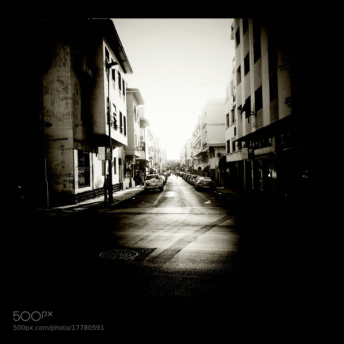 Photograph The street by Youssef Amerniss on 500px