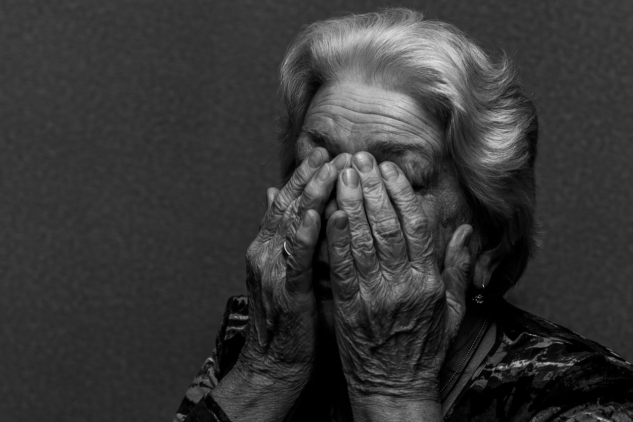Photograph old age is not a joy by Bahlul Askerov on 500px