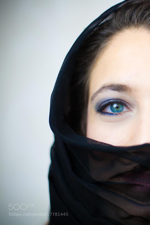 Photograph eyes by Sally Jaeggin on 500px