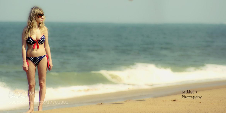 Photograph A day a the beach by Gaurav Bathla on 500px