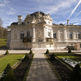 Linderhof and the garden. by Daniele Pastore (manofsteel)) on 500px.com