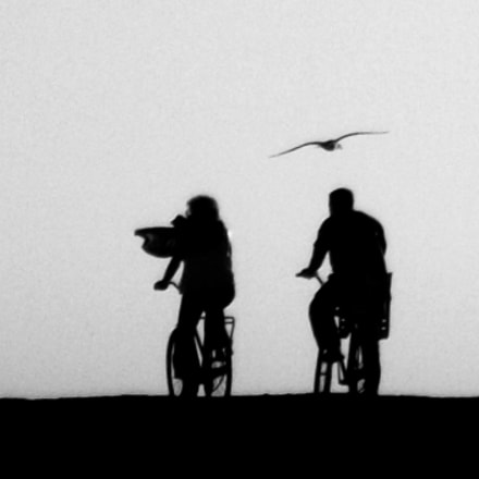 two people, Fujifilm FinePix JV110