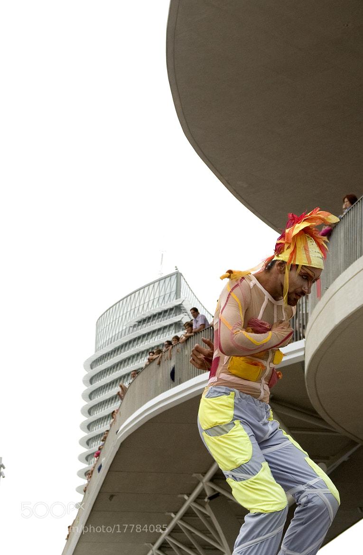 Photograph Cabalgata Circo del Sol by Juan Gayarre on 500px