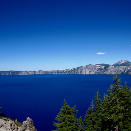 Crater Lake, Canon POWERSHOT SD960 IS