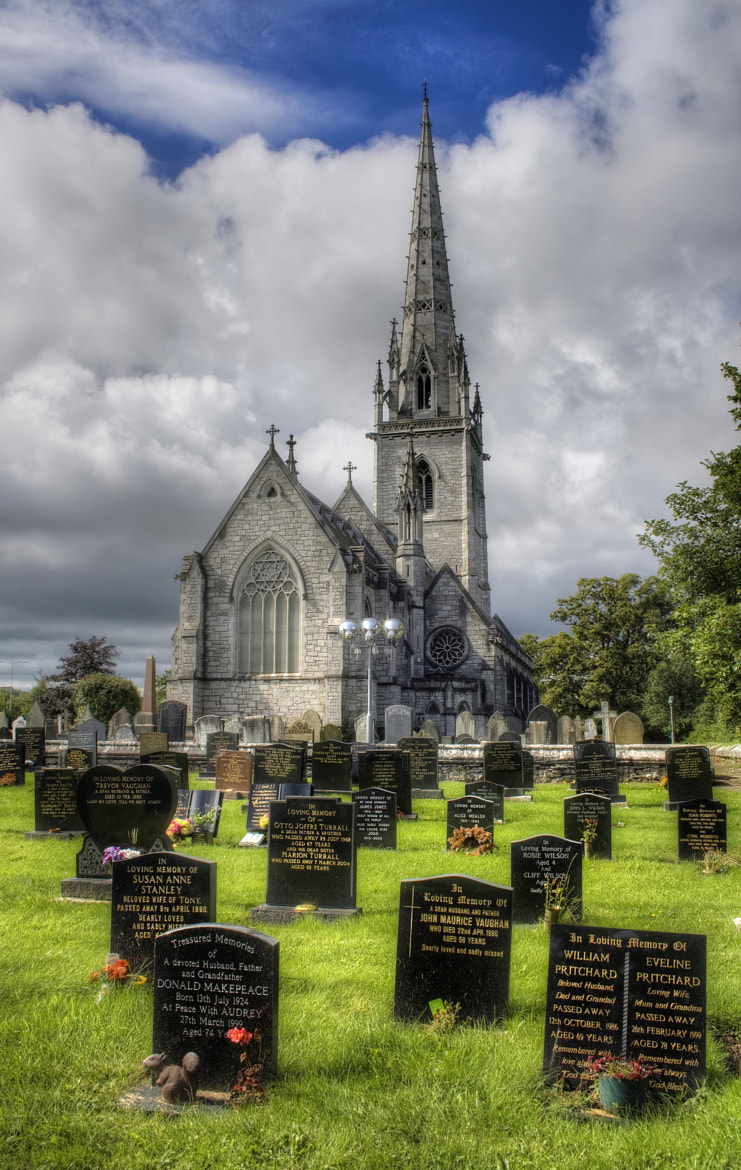 Photograph St Marys Church by Ian Mitchell on 500px