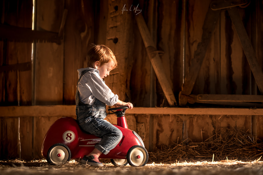 Riding Home by Adrian C. Murray on 500px.com