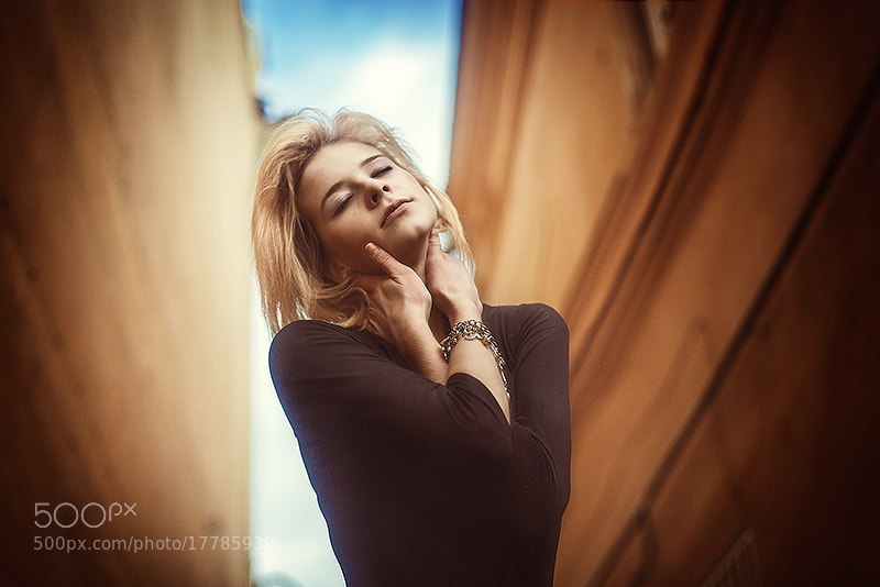 Photograph Mary by Jay Lay on 500px