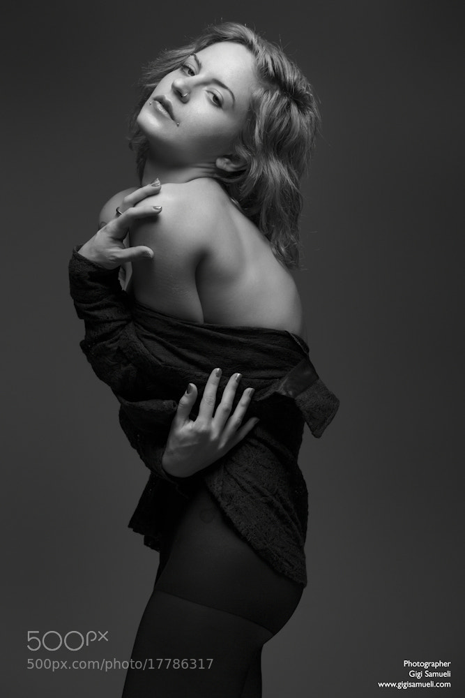 Photograph Sensuality by Gigi Samueli on 500px