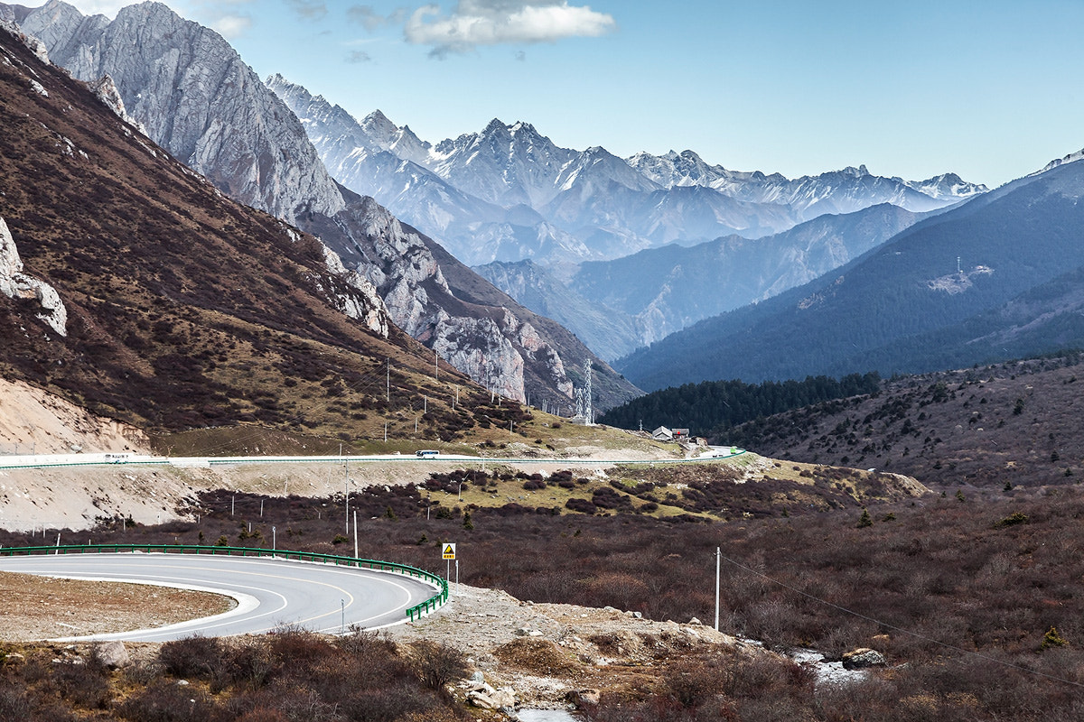 Photograph Way to Huanglong by Sasipa Muennuch on 500px