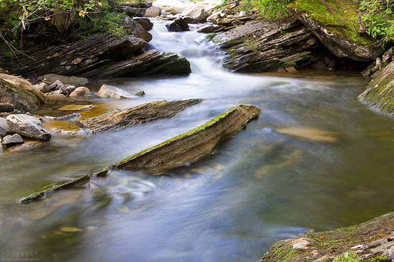 Photograph River flows by Frida Bringslimark on 500px