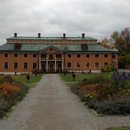 Ekebyhovs castle