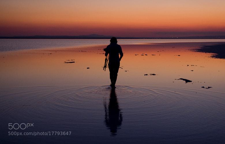 Photograph Sunset Hunter by Kamran Efendioglu on 500px