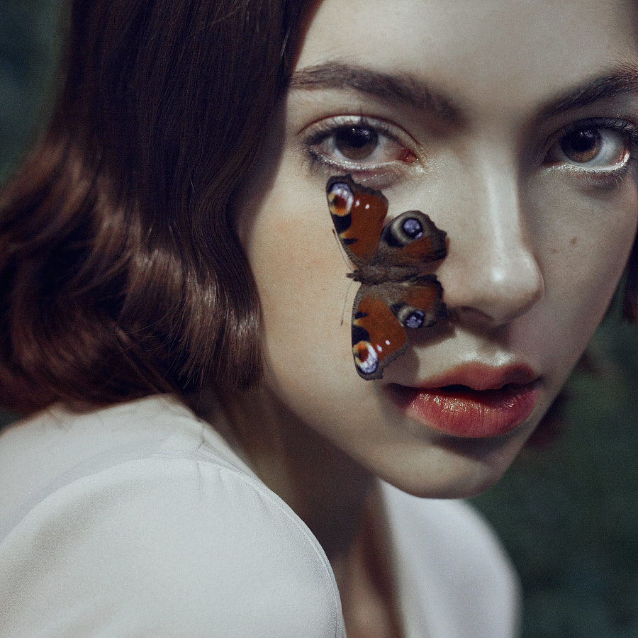 Klara by Marta Bevacqua on 500px.com
