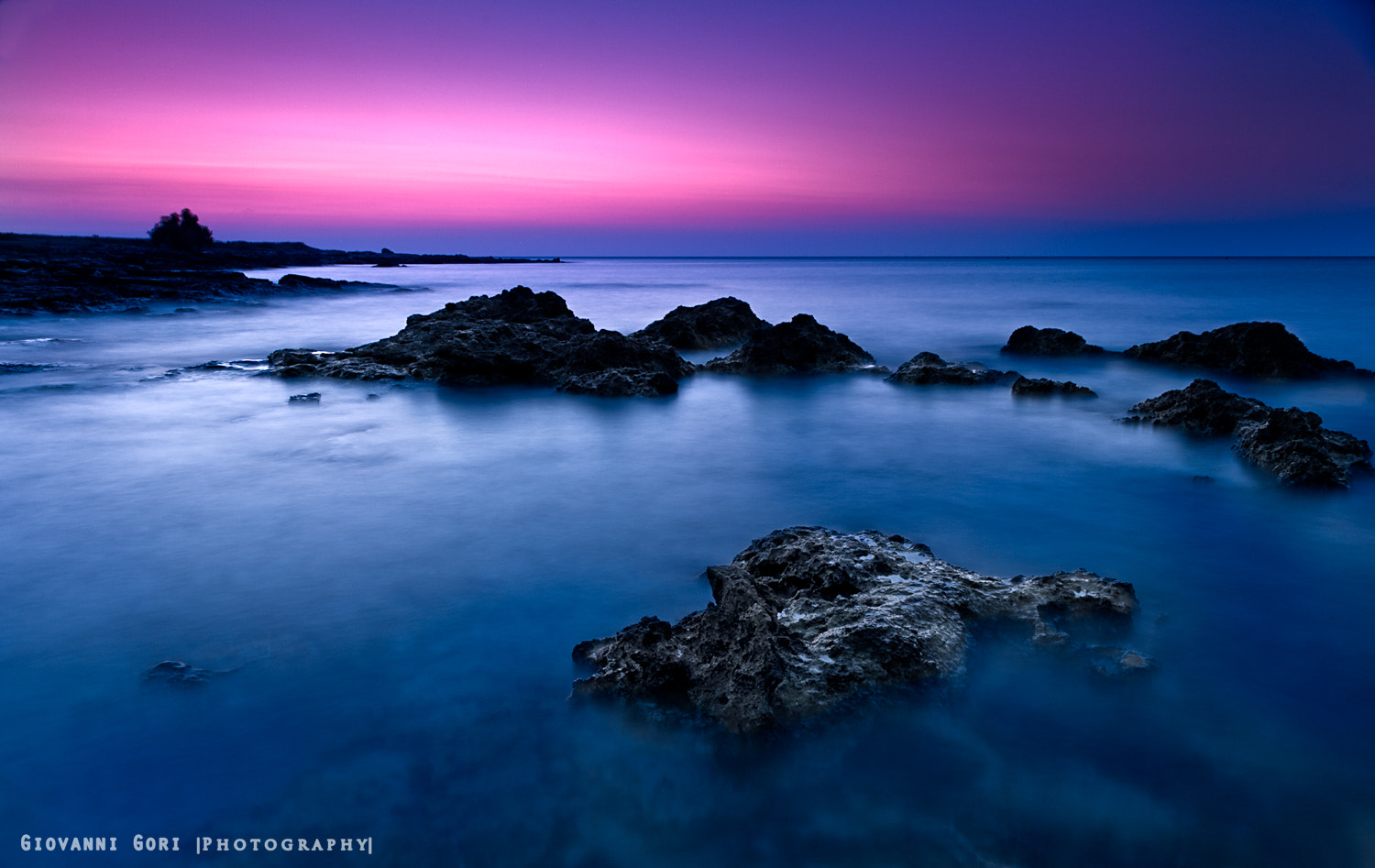 Photograph ..and the night gives way to the day by Giovanni Gori on 500px