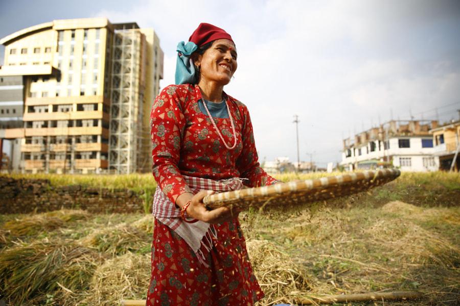 International Day of Rural Women in Nepal by Skanda Gautam on 500px.com