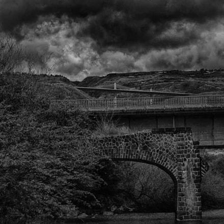 """Bridge of """"trois bassins"""""""