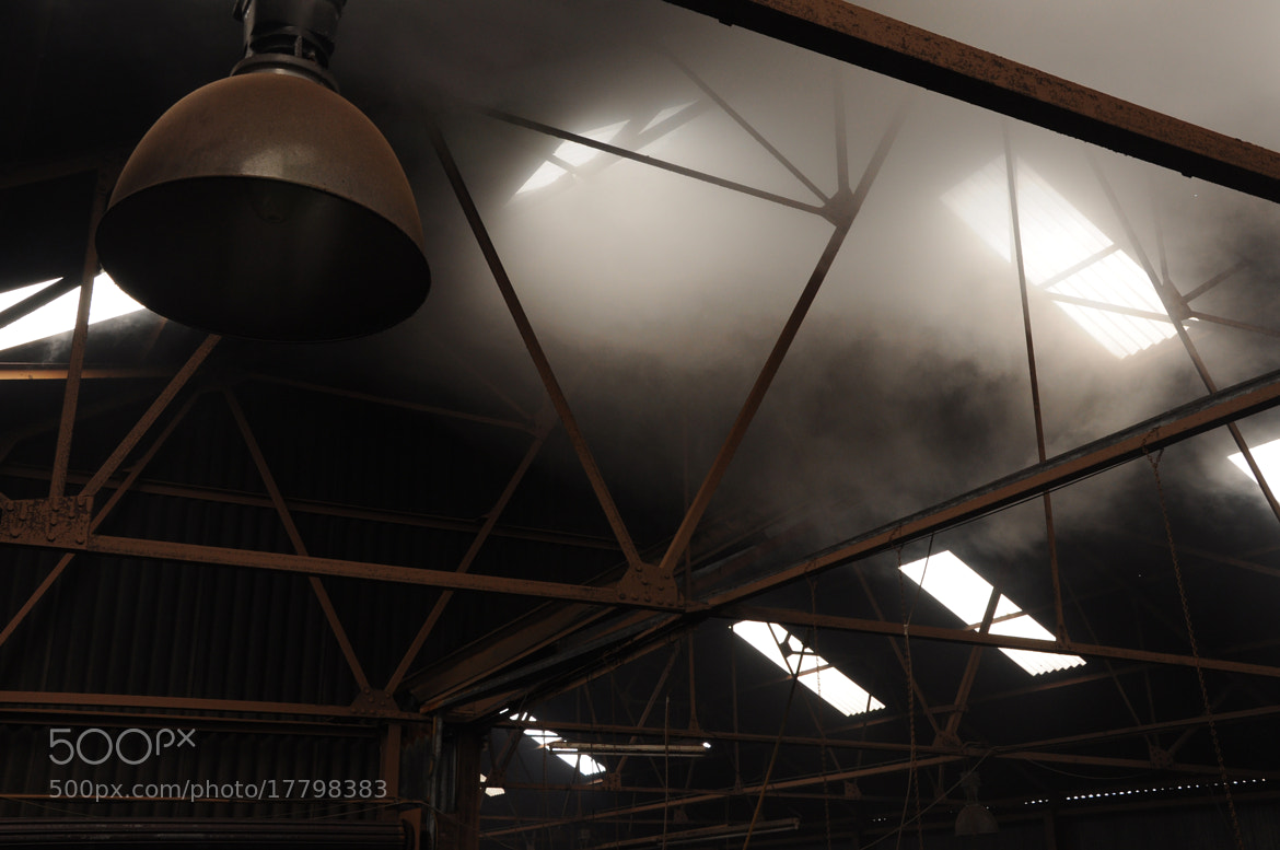 Photograph Smoke + Steam by Adam Johnson on 500px