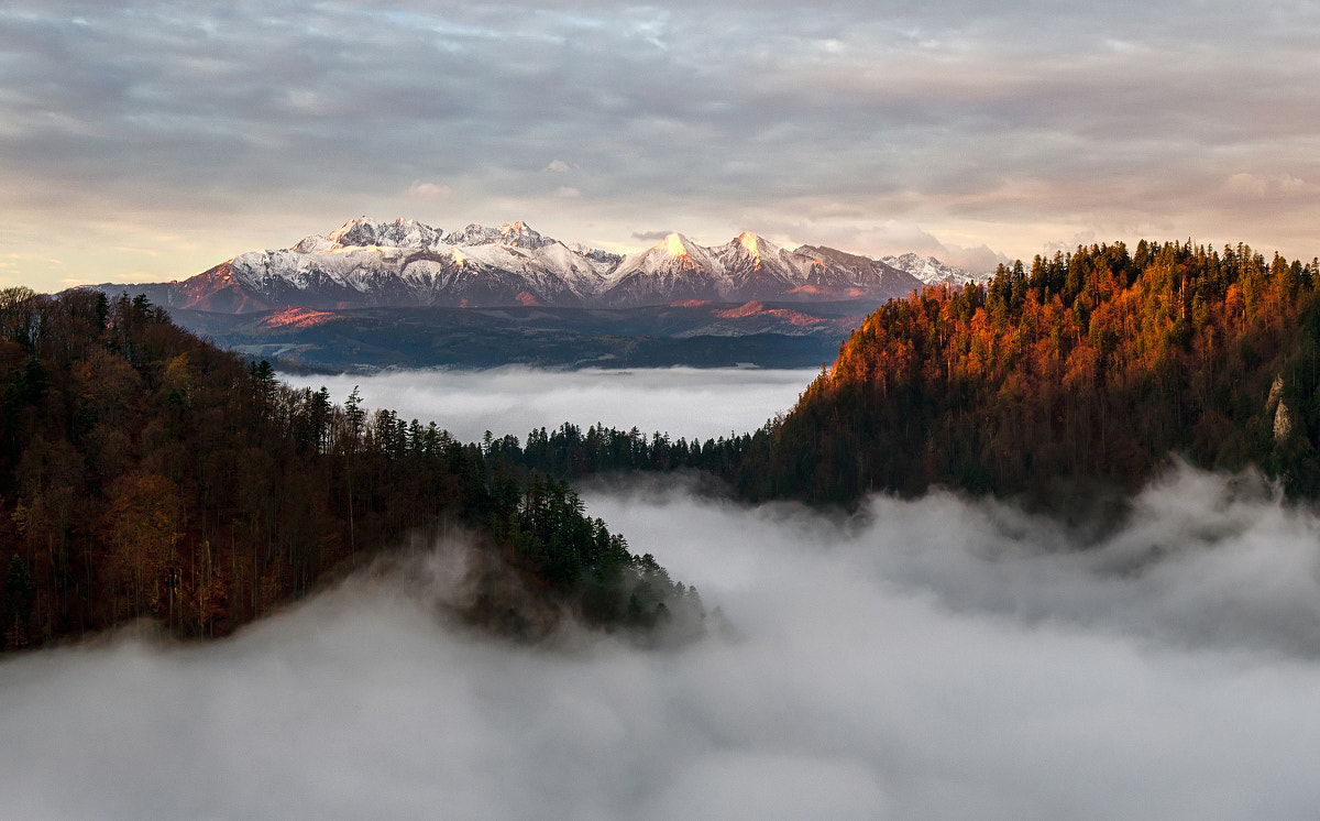 Photograph Above the mountains by Swen strOOp on 500px