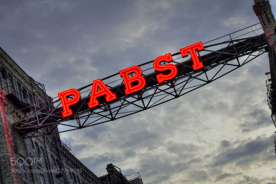 Photograph Pabst Brewery - Milwaukee Wisconsin by Zak Paulus on 500px