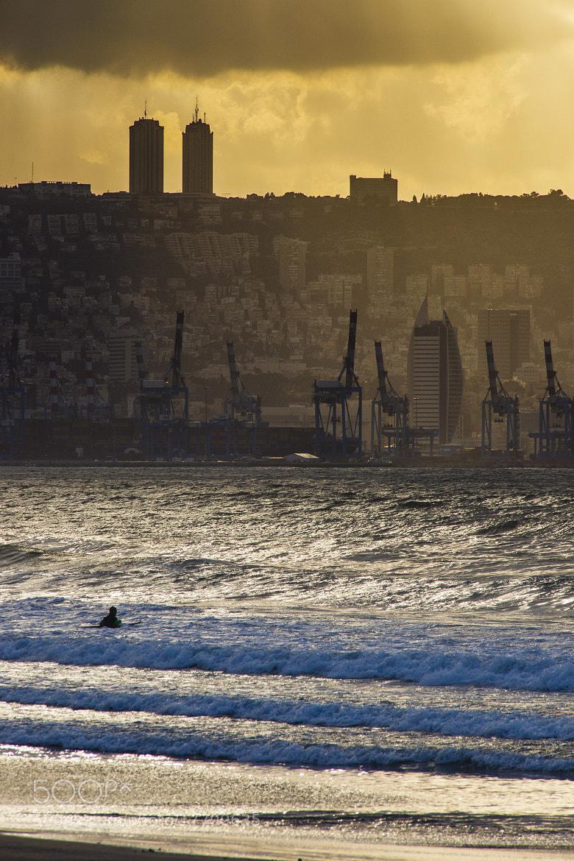 Photograph Haifa by Yaniv Nisinman on 500px