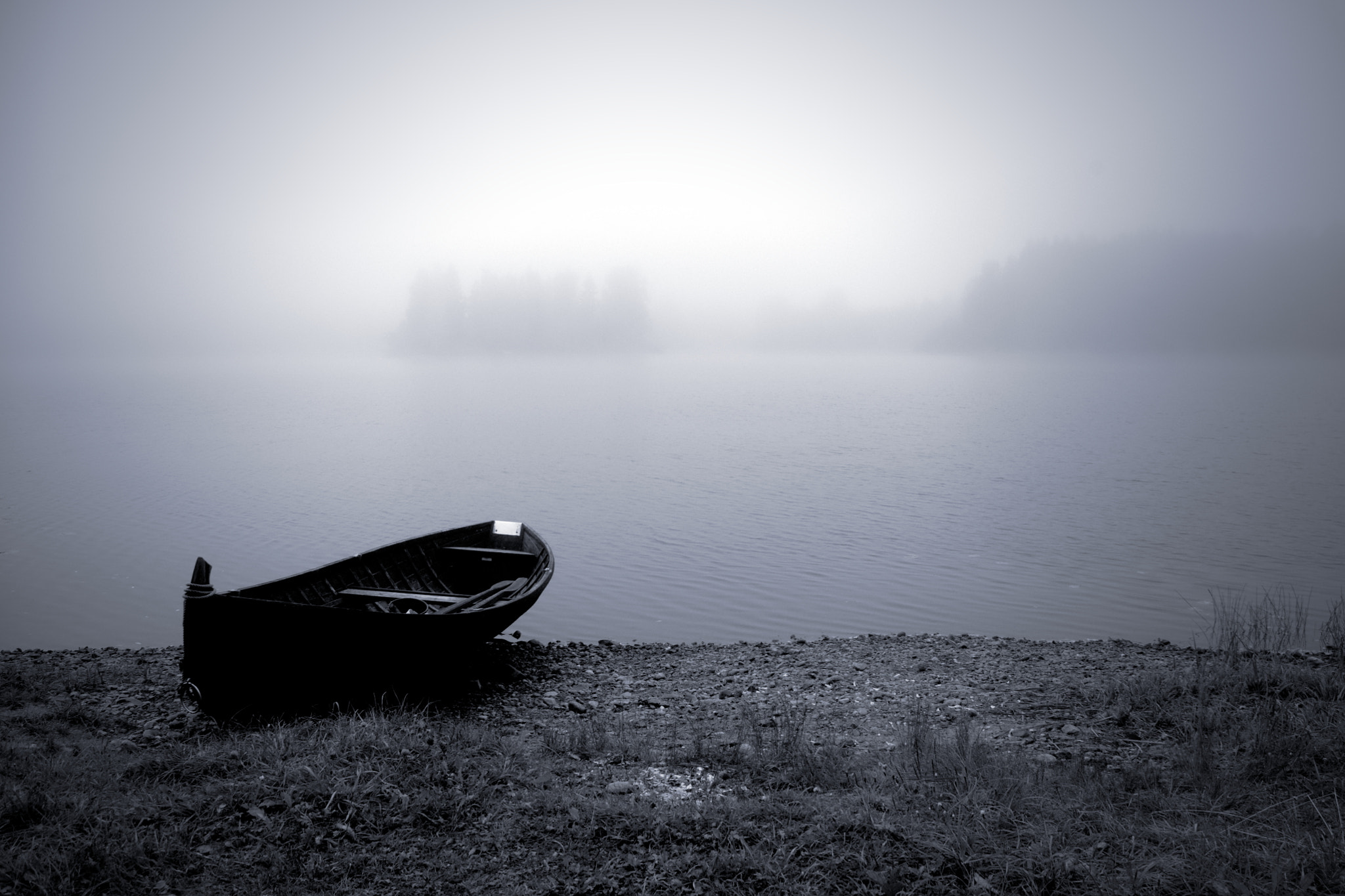 Photograph Lonely Boat by Petri Damstén on 500px