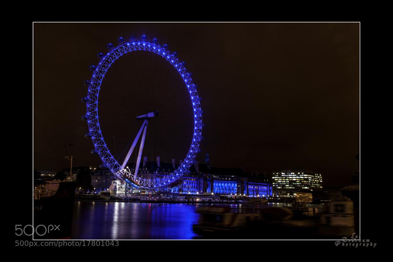 Photograph London Eye by Lol Beacham on 500px