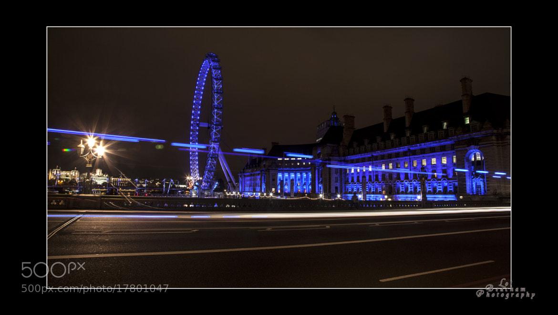 Photograph Blue Eye by Lol Beacham on 500px