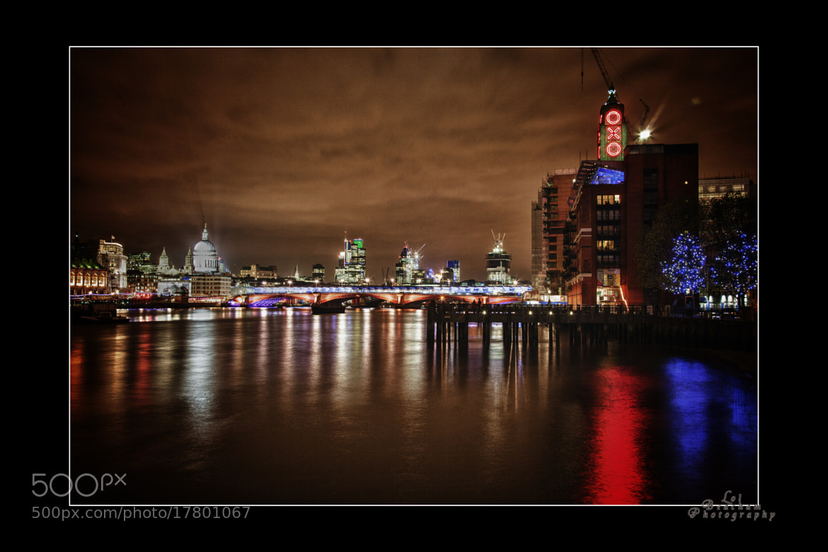 Photograph St Paul's At Night by Lol Beacham on 500px