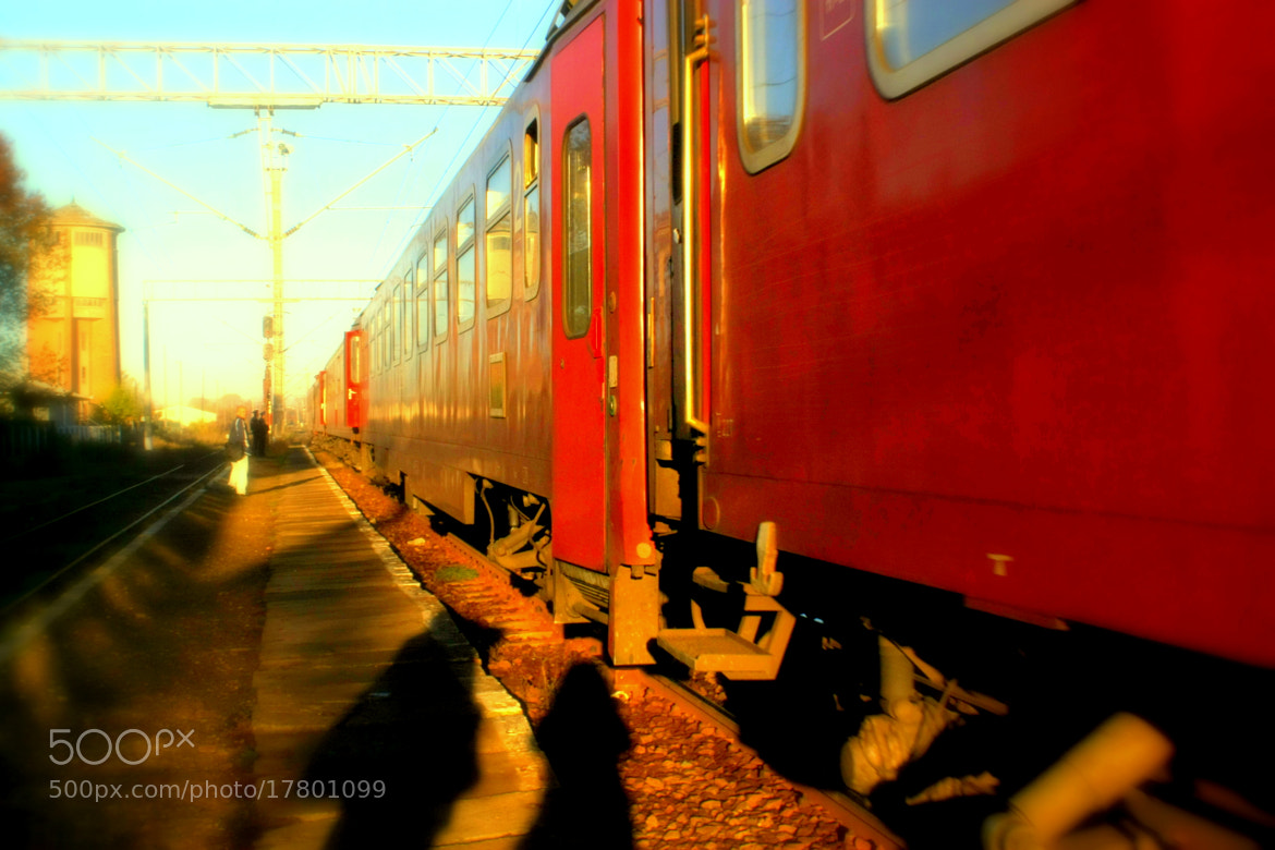 Photograph Departure by Andreea Leonte on 500px