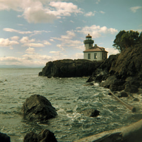 Lime Kiln Point by Steve Maniscalco (stevemphoto)) on 500px.com