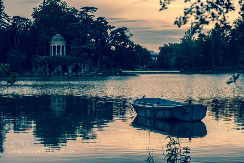 Photograph Lac de Daumesnil by Fabien Durieux on 500px
