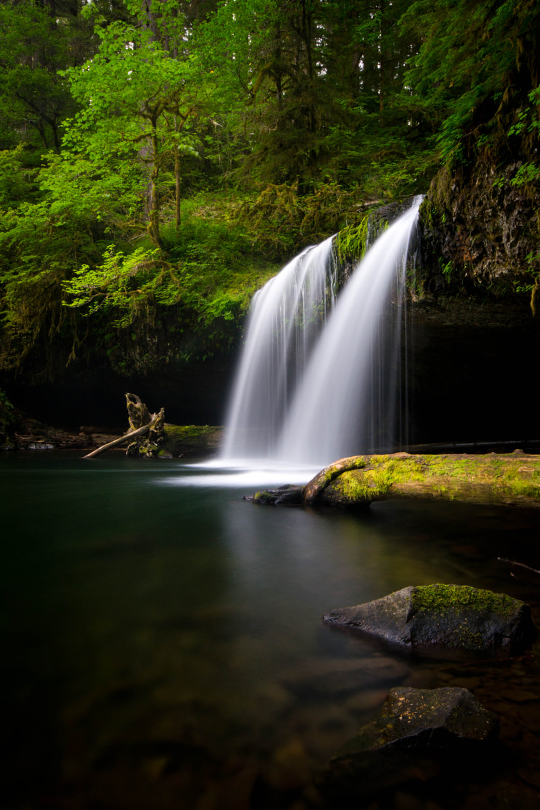 Photograph Butte Creek Falls by Beth  S on 500px