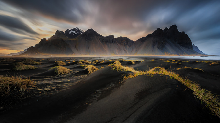 vestrahorn by wim denijs on 500px.com