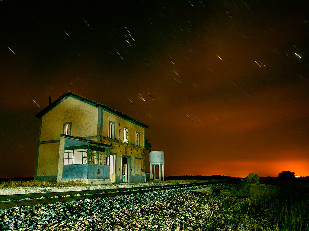 Photograph Pollo Station by Juan Carlos Martin on 500px