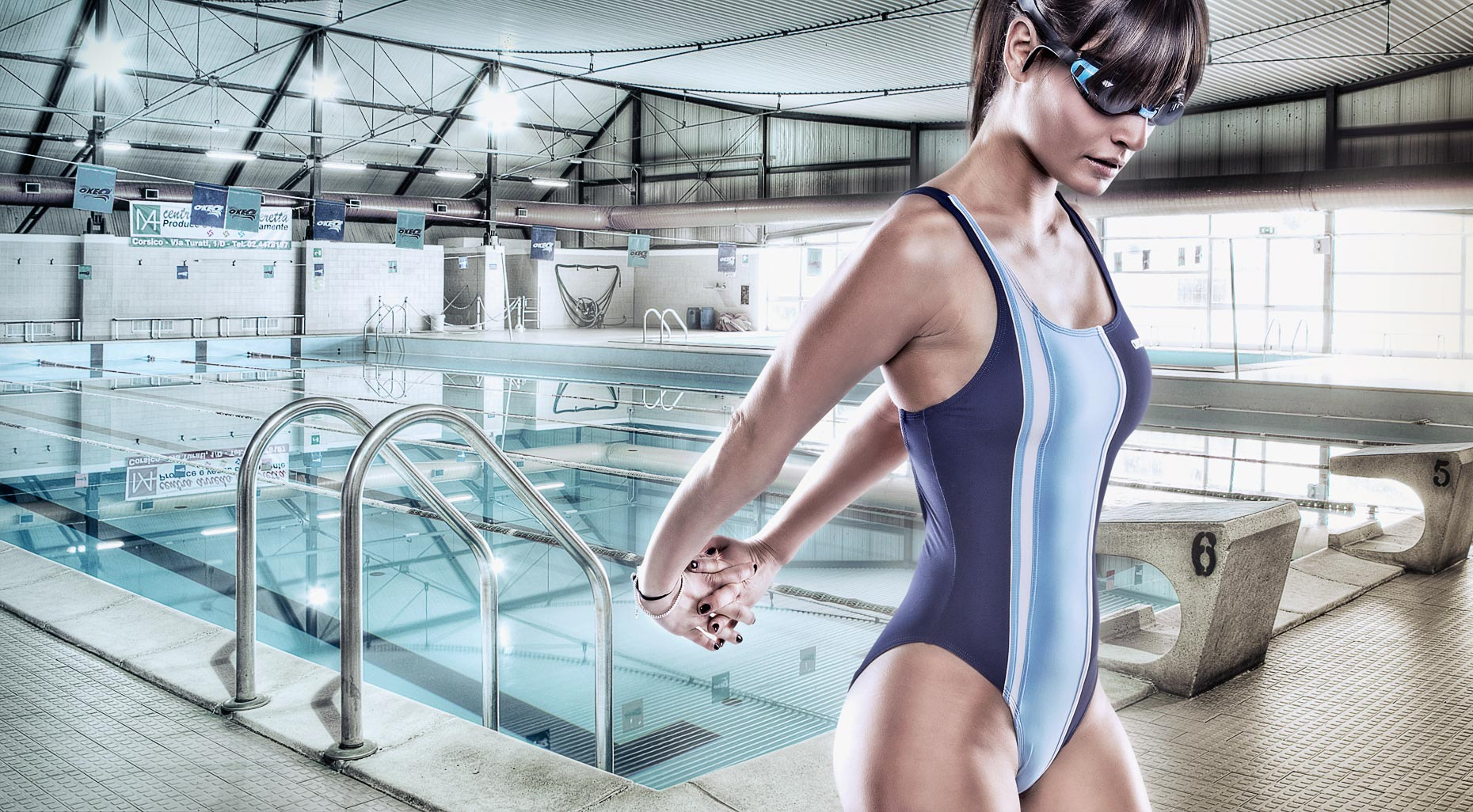 Photograph Swimmer by Francesco Aresta on 500px